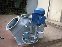 Клапан трехсторонний электровинтовой ф-300