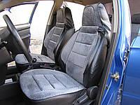 Чехлы в салон Пилот для Chevrolet Aveo T250 '06-11 седан (комплект)