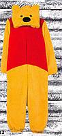 Кигуруми детское Винни Пух Размер 80 - 122 см