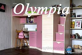 Кровать чердак Олимпия