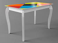 Стол деревянный Egoist-Art белый (Comfy Home TM)