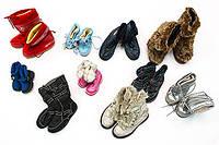 Секонд хенд оптом детская обувь (микс), SRS Company