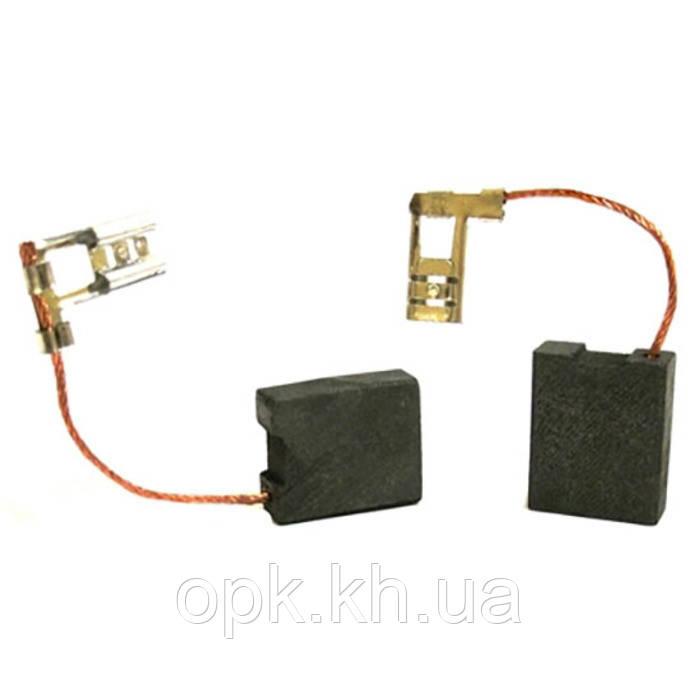 Щетки угольно-графитовые тст-н 7*16 мм (контакт - клемма «мама», комплект - 2 шт)