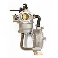 Карбюратор Кентавр бензин- газ с редуктором (2,0-2,8кВт)