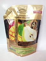 """Роскошное крем-мыло """"Оливковое молочко с медовой грушей и сочным манго"""" Duo-Pack Вкусные Секреты 450мл (3329)"""