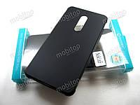 Полимерный TPU чехол Cocose Nokia 5 (черный), фото 1