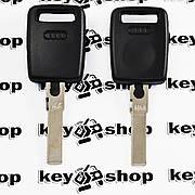 Корпус авто ключа под чип для  Audi (Ауди), лезвие HU66
