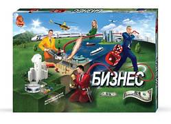 "Гра настільна 0232dm (20шт) ""Бізнес"", ""Данко-тойс"", малий., у коробці"