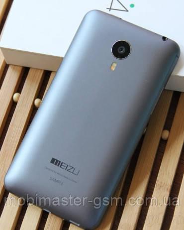 Задняя крышка Meizu MX4 серая