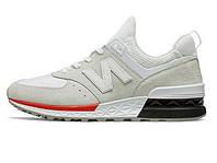 Мужские кроссовки New Balance 574 Sport Grey