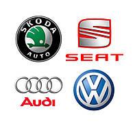 Болт крепления запаски VW (M12X1,5X75), код WHT002101, VAG