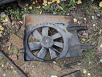 Б/у вентилятор осн радиатора для Volkswagen Passat B4