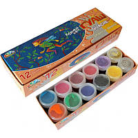 Краски гуашь «Сказочный мир» 221035 Гамма, 12 цветов