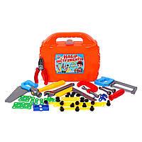Детский Игровой Набор Инструментов 4388 Технок, Набор Инструментов 4388 игрушечный