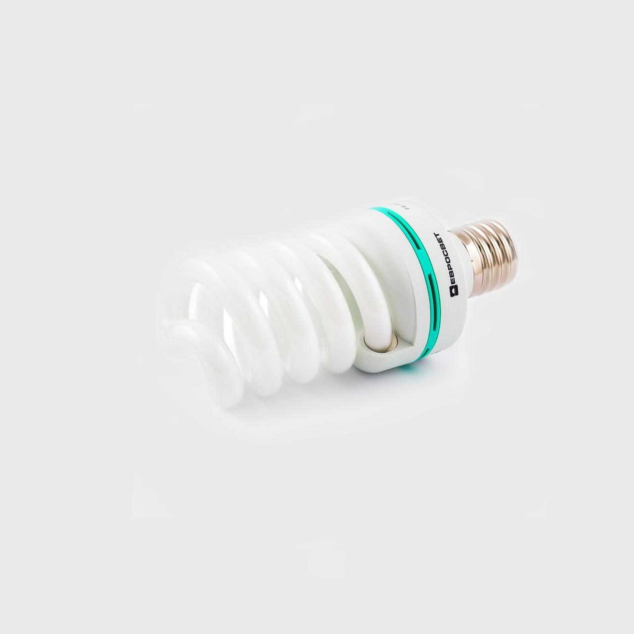 Лампа энергосберегающая 45W E27 4200K U-45-4200-27