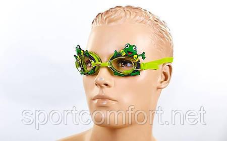 Очки для плавания Arena Animal  детские