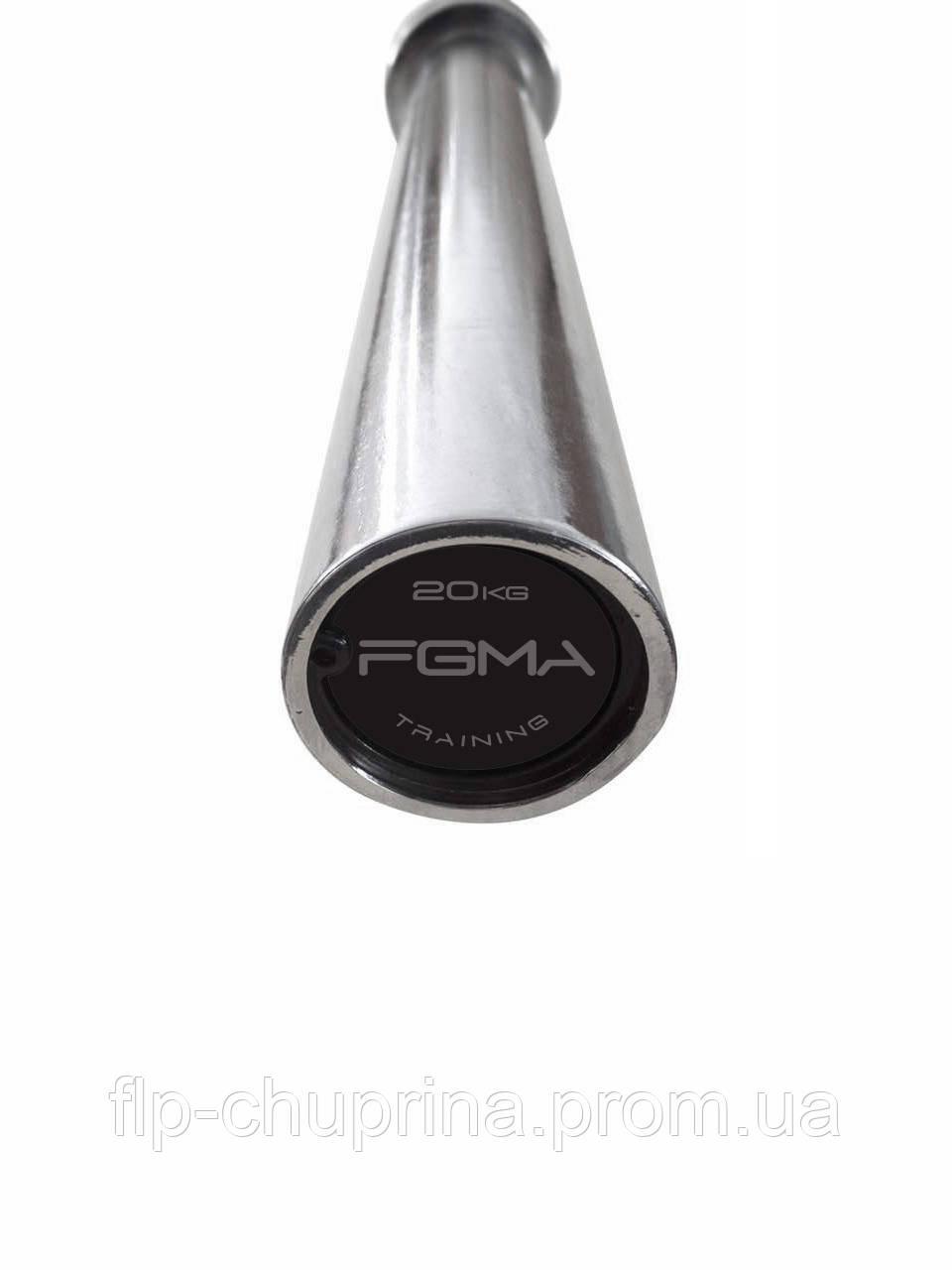 Гриф для штанги Тренувальний FGMA