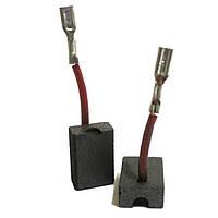 Щетки угольно-графитовые тст-н 6*11 мм (контакт - клемма «мама», длина провода - 30 мм, комплект - 2 шт)
