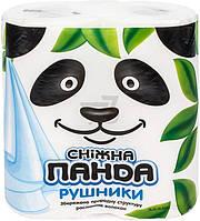Бумажные полотенца Сніжна Панда   2  шт.