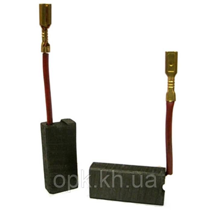 Щетки угольно-графитовые тст-н 6*11 мм (контакт - клемма «мама», длина провода - 39 мм, комплект - 2 шт)