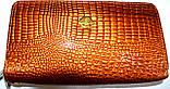 Женский кошелек клатч на молнии на 2 змейки (7 цветов), фото 4