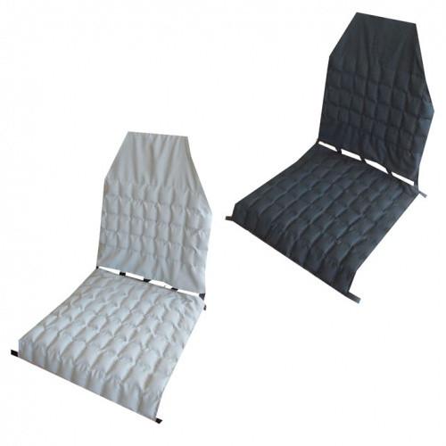 Ортопедическая накидка на креслоЭко Матера 45х100