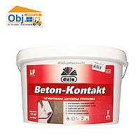 Грунтовка Beton-Kontakt Дюфа бетон-контакт (14кг)