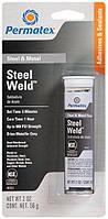 Эпоксидная замазка по металлу Permatex® Steel WeldTM