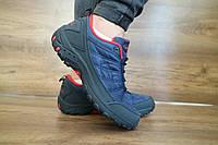 Мужские кроссовки Merrell Синий\Красный размеры: 41
