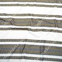 Ткань с украинской вышивкой Анастасия ТДК-73 1/3