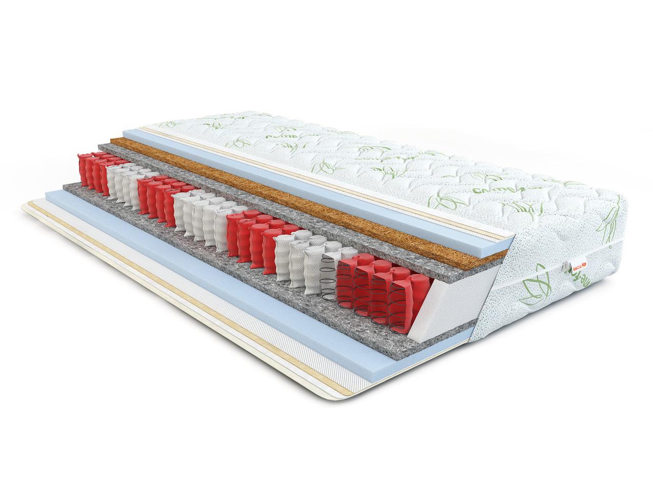 Ортопедический матрас с независимым пружинным блокомCome-For Делайт Премиум