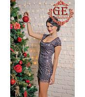 """Платье """"Амстердам"""", короткое женское приталенное мини платье. Разные размеры и цвета., фото 1"""