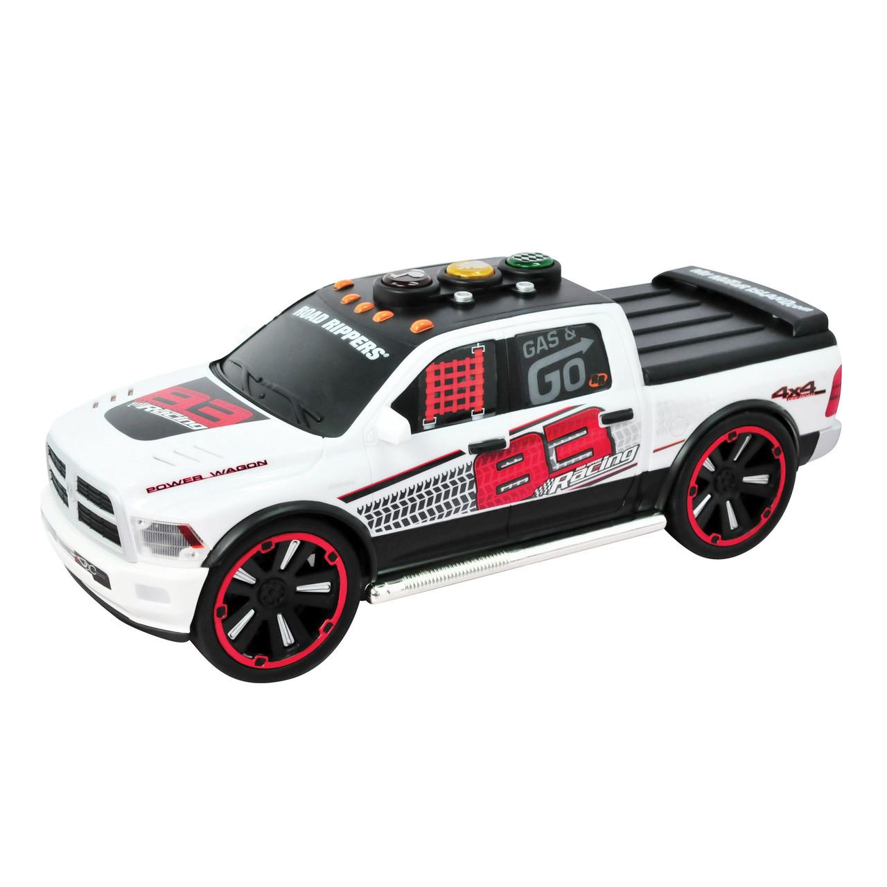 "Dodge Ram Pickup, серия ""Веселые гонки"", 33 см «Toy State» (33603)"