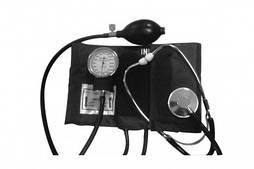 Механический измеритель артериального давления со стетоскопом  Medicare 2912-1