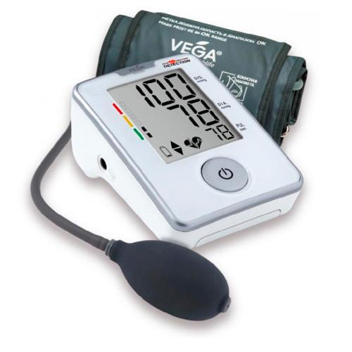 Полуавтоматический цифровой тонометр Vega VS-250