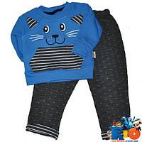 Зимний костюм (флис)  для деток от 9-24 мес (4 ед.в уп.)
