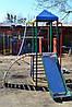 Комплекс Башенка с горкой спортивно-игровой для детей , фото 4