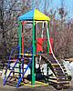 Комплекс Башенка с горкой спортивно-игровой для детей , фото 5