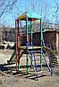 Комплекс Башенка с горкой спортивно-игровой для детей , фото 6