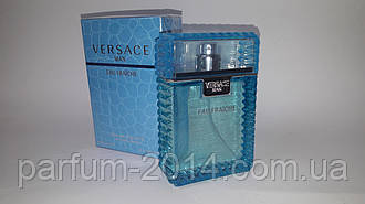 Мужской парфюм версаче мен фреш Versace Man Eau Fraiche 100 мл EDT (реплика) духи аромат запах одеколон