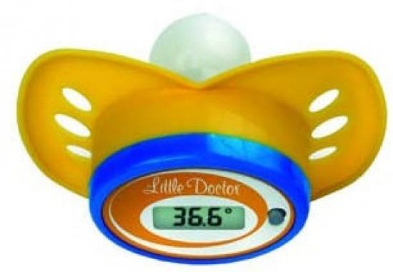 Электронный цифровой термометр-соска Little Doctor LD-303