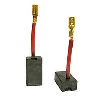 Щетки угольно-графитовые тст-н 6*9 мм (контакт - клемма «мама», комплект - 2 шт)
