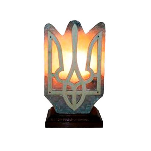 Соляная лампа Герб