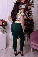 Женские брюки большого размера к-t10BR1304