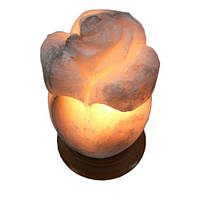 Соляная лампа Роза большая 4,3 кг