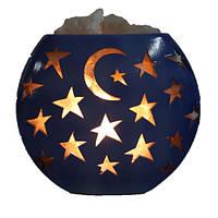 Соляная лампа Звездное небо 5 кг