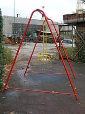 Детские качели, высота 2 метра, фото 3