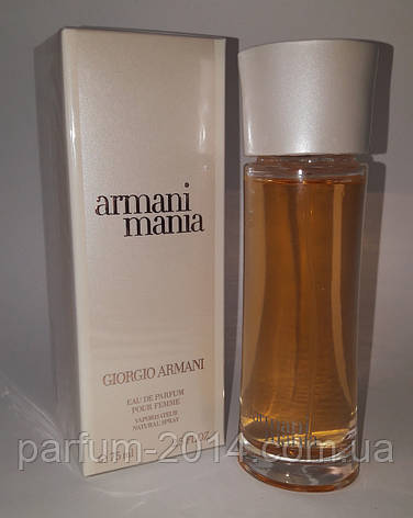 Женская туалетная вода Giorgio Armani Armani Mania Woman, фото 2