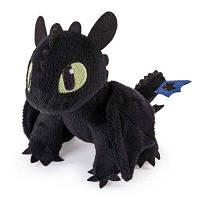 Мягкая игрушка Spin Master Как приручить дракона: Беззубок з синим хвостом 20 см