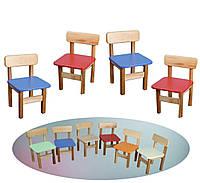 Детские стульчики в ассортименте